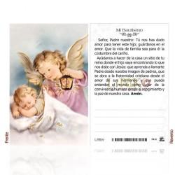 PM26 mi bautismo (ángel farol)