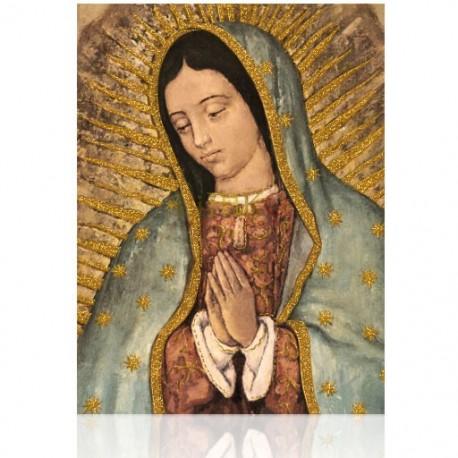 CMA27 Virgen de guadalupe (busto)