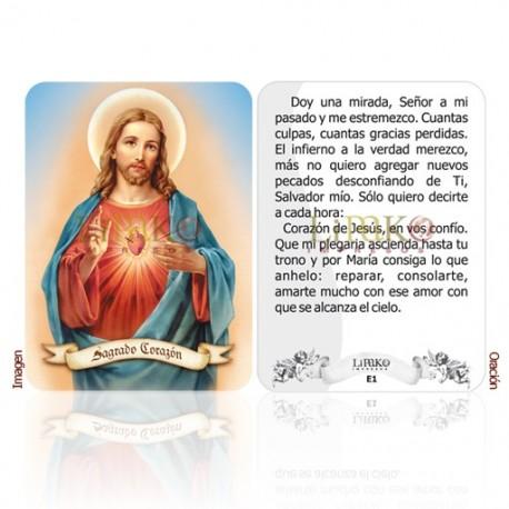 E1 sagrado corazón de jesús