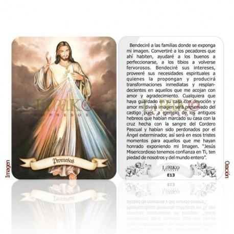 E13 sr. de la misericordia (promesas)