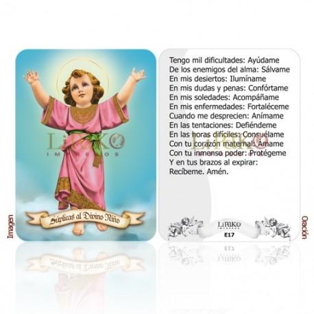 E17 divino niño (súplicas)