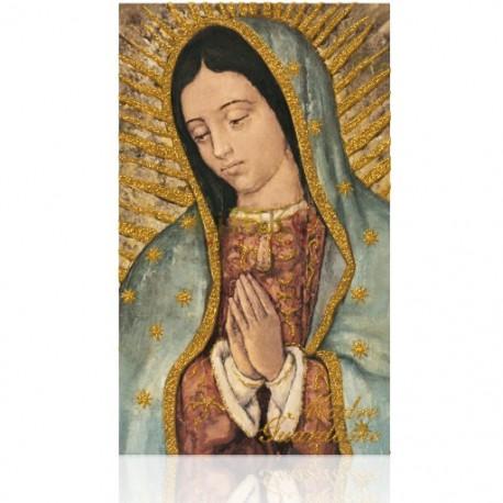 BM10 Virgen de Guadalupe (busto)