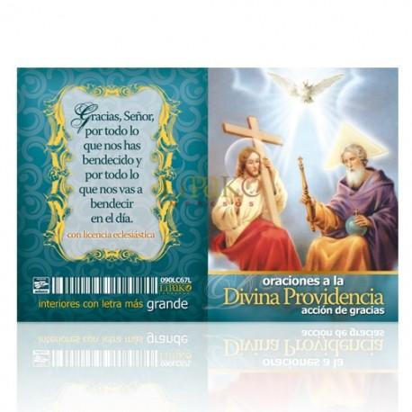 LC67 oraciones Divina Providencia