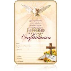 confirmación espíritu santo