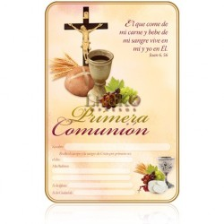 DPC5 comunión uvas - calíz