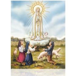 CMD26 H Virgen de Fátima ORO
