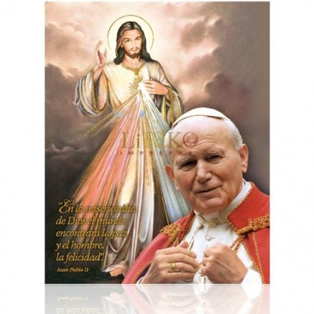 CMD47 H Juan PAblo II (sr misericordia) ORO