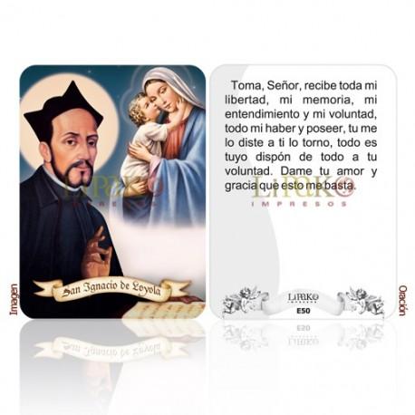 San Ignacio de Loyola - LIPAK IMPRESOS