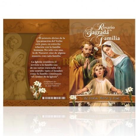 LG31 Rosario de la Sagrada Familia