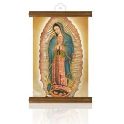 PM7 virgen de Guadalupe (completa) ORO MADERA