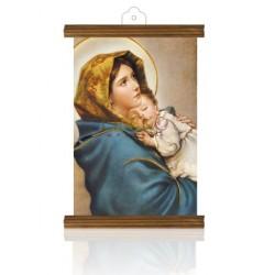 Virgen con niño (madre mía)