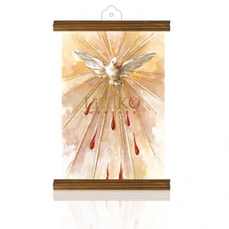 PM28 espíritu santo ORO MADERA