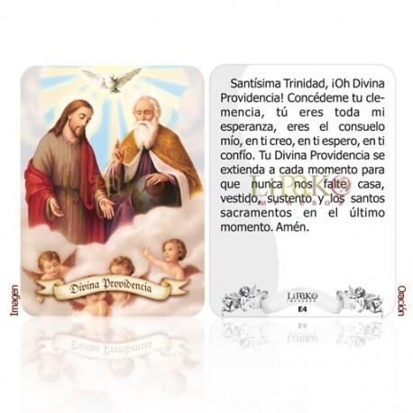 E4 divina providencia