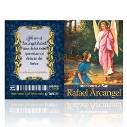 LC65 oraciones a san rafael
