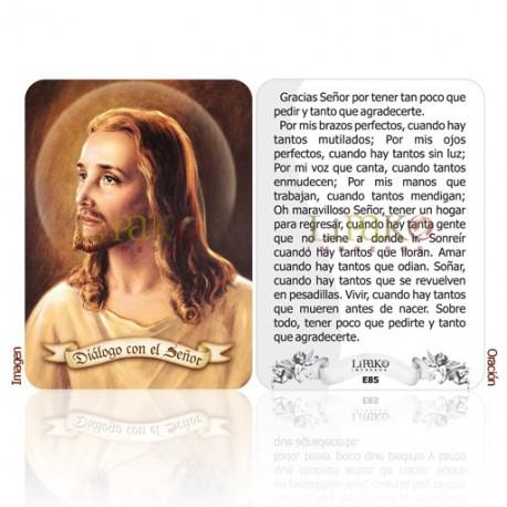 Diálogo con el Señor