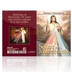 LC70 Novena y Oraciones al Sr. Misericordia