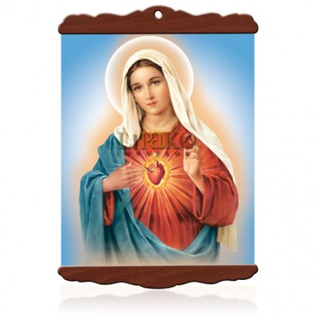 CMA09 Sagrado corazón María