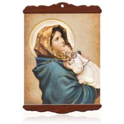 CMD25 Virgen con niño