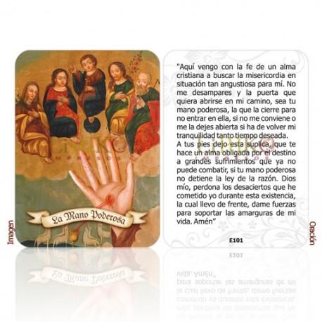 E101 la mano poderosa