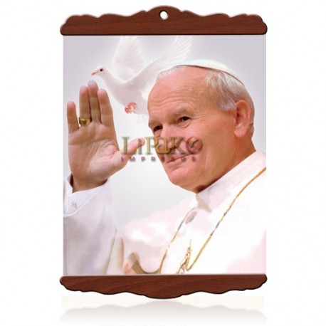 CMD43 Juan Pablo II (paloma)