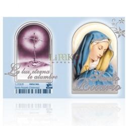 Santo Rosario (La Dolorosa) PLATA