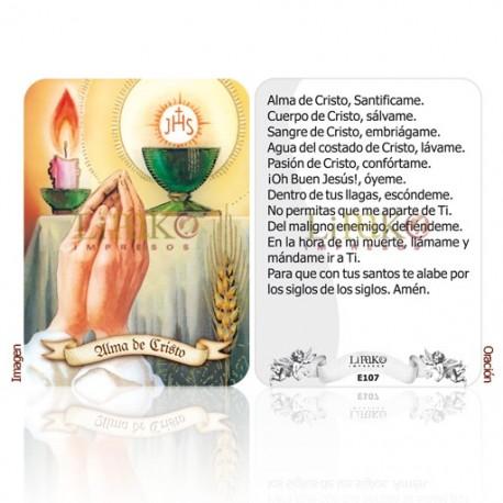 Alma de Cristov