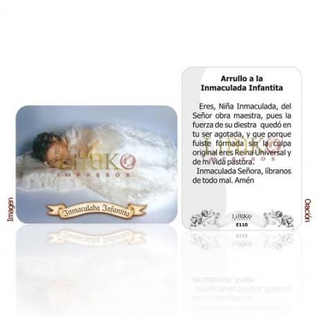 E110 inmaculada infantita