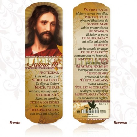 SM111 Salmo 16
