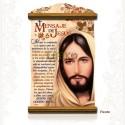 Mensaje de Jesús [madera]