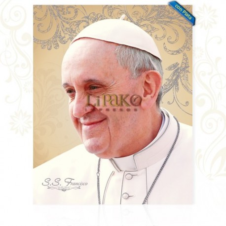 CMD48 Papa Francisco [rostro]