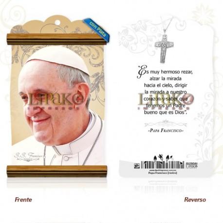 PM55 Papa Francisco [rostro]