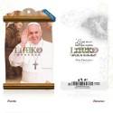 Papa Francisco [ángeles] MADERA