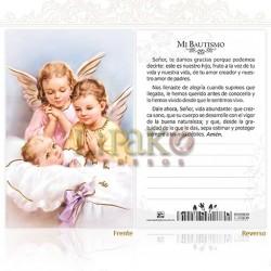 Bautismo (dos ángeles)
