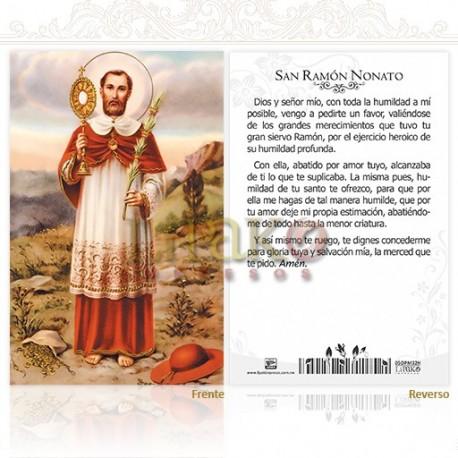 5OPM32H San Ramón nonato ORO