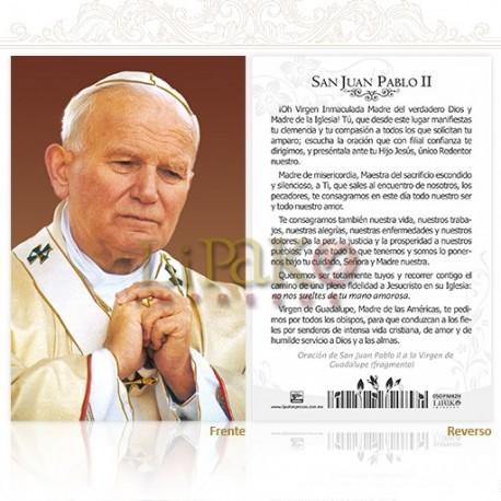 5OPM42H Juan Pablo II (túnica dorada) ORO