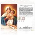 Virgen de Schoenstatt ORO