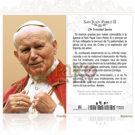 5OPM43H San Juan Pablo II (oficial) ORO