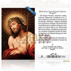 5OPM57H Preciosa Sangre de Cristo ORO
