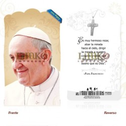 5OPM53H Papa Francisco (rostro)