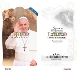 5OPM55H Papa Francisco (ángeles)