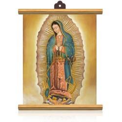 CME28W Virgen de Guadalupe (completa) ORO