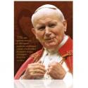 San Juan Pablo II (capa roja)
