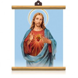 CME49W Sagrado Corazón ORO