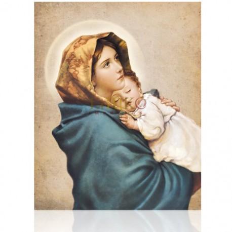 CMD25L Virgen con el niño