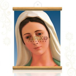 CMA12W Reina de la paz ORO