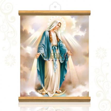 CMA20W Virgen Milagrosa