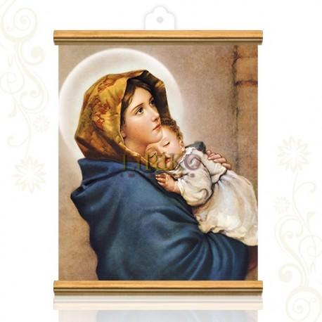 CMA25W Virgen con Niño