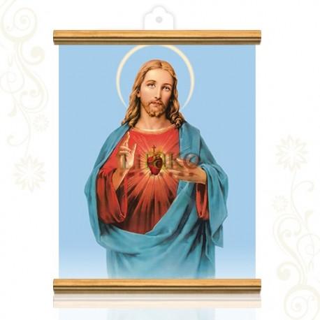 CMA22W Sagrado Corazón ORO