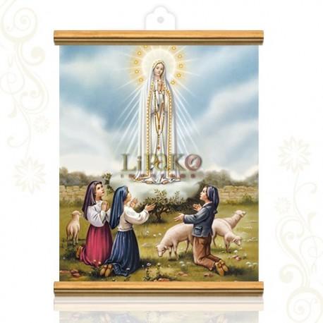 CMA26W Virgen de Fátima