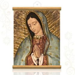 CMA27W Virgen de Guadalupe [busto] ORO